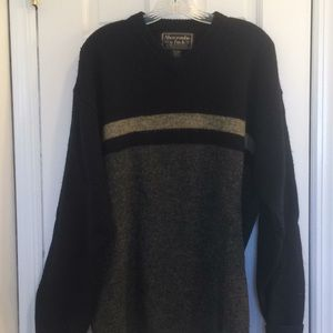 Abercrombie and Fitch wool sweater